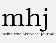 Melbourne Historical Journal / 2009