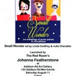 Small Wonder Sydney Launch